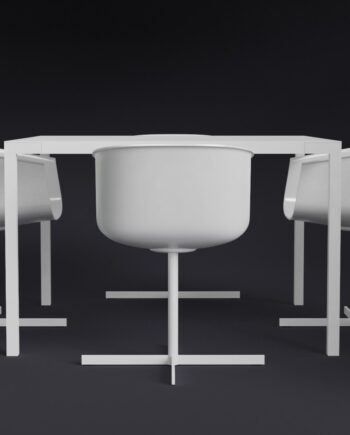 table-with-stools