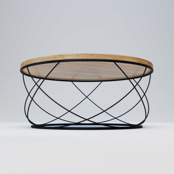 Modrest Strang Modern coffee table